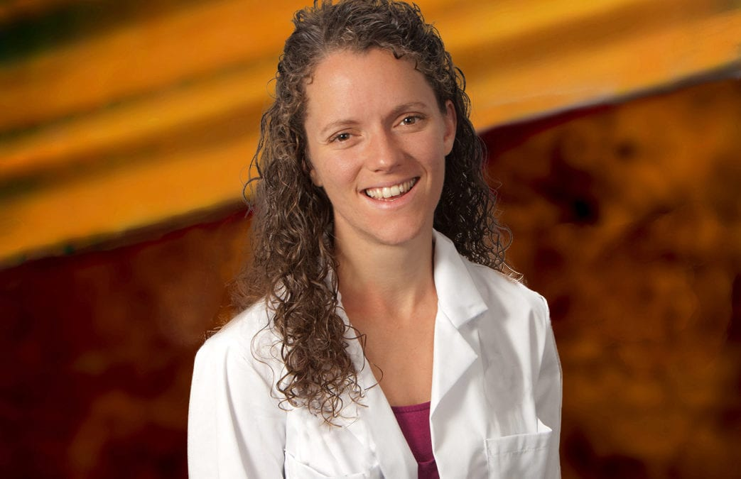 From a mid-west farm to Upstate New York for Family Medicine. Meet Dr. Rachel Long