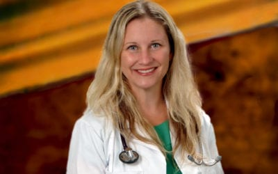 For this physician assistant, helping patients live a healthy lifestyle is rewarding. Meet Jessica Sullivan.