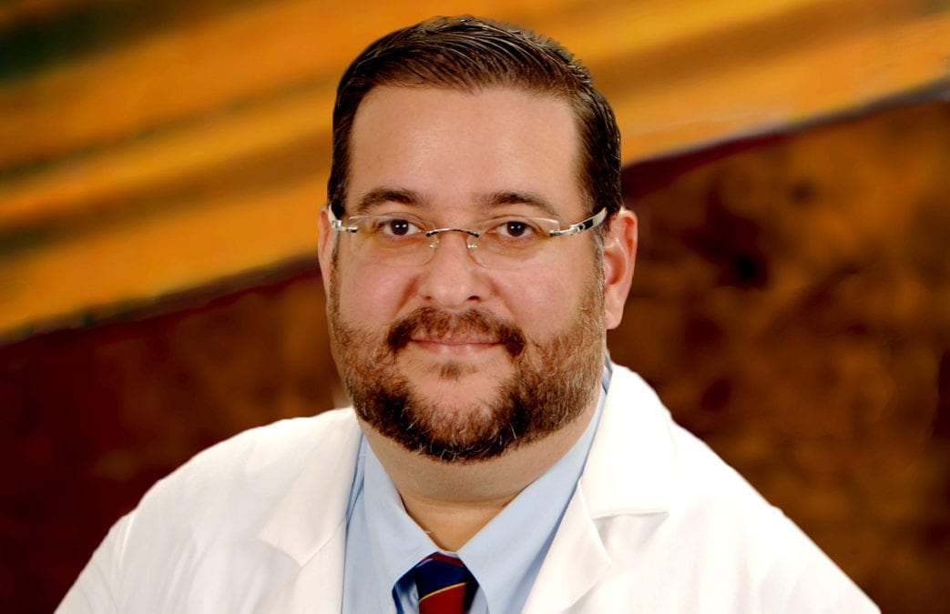 Helping others is a calling, and this physician heard it. Meet Dr. Pedro Gonzalez