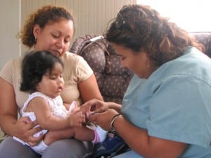 FLCH ensures patients of all ages receive care.