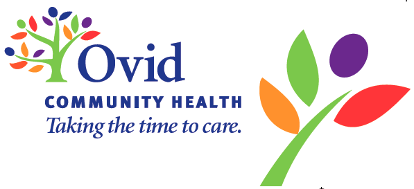 Ovid Community Health, Taking the time to care.