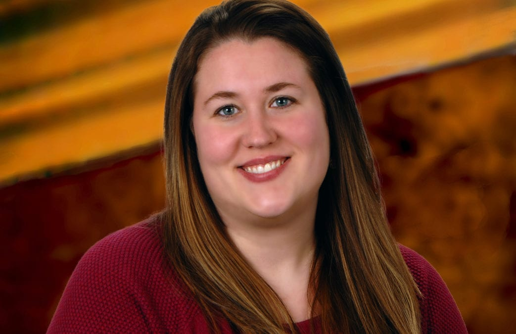 """""""My approach to counseling is to make sure each patient feels listened to, understood, and give them the power to make positive changes.""""  Meet Amanda Felice, Director of Behavioral Health"""